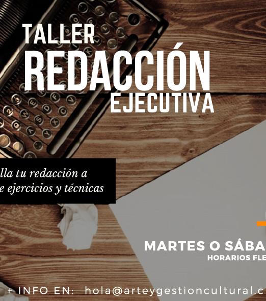Taller de Redacción AGC 2019